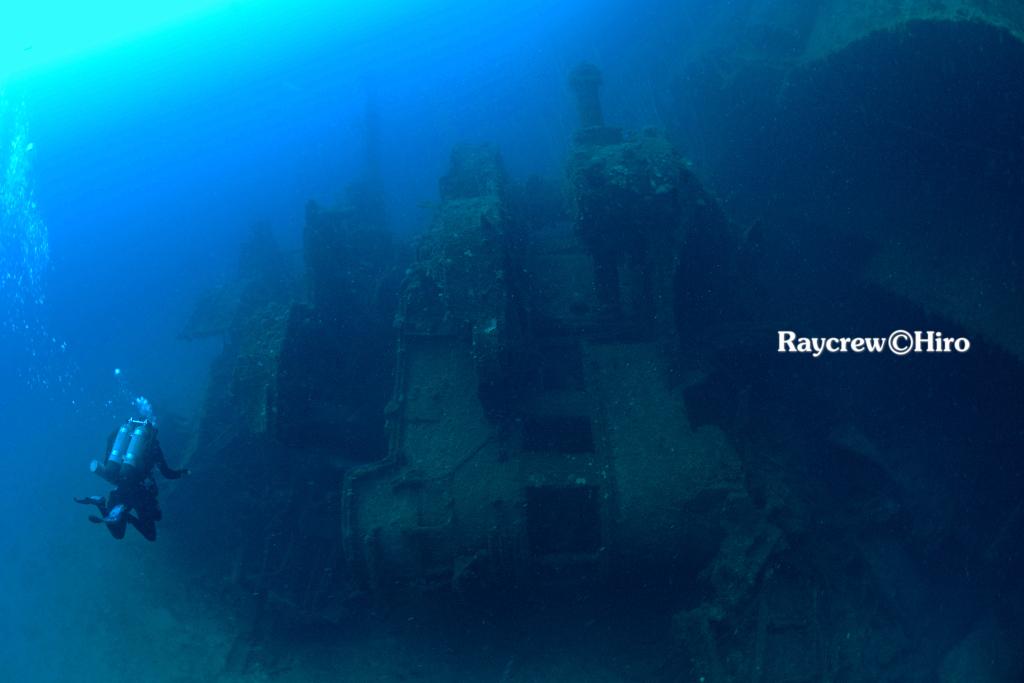 マーシャル諸島ビキニ環礁に眠る【 HIJMS-戦艦長門 】