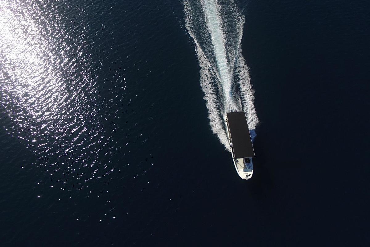 マーシャル諸島マジュロ環礁で使うボートのタイプ
