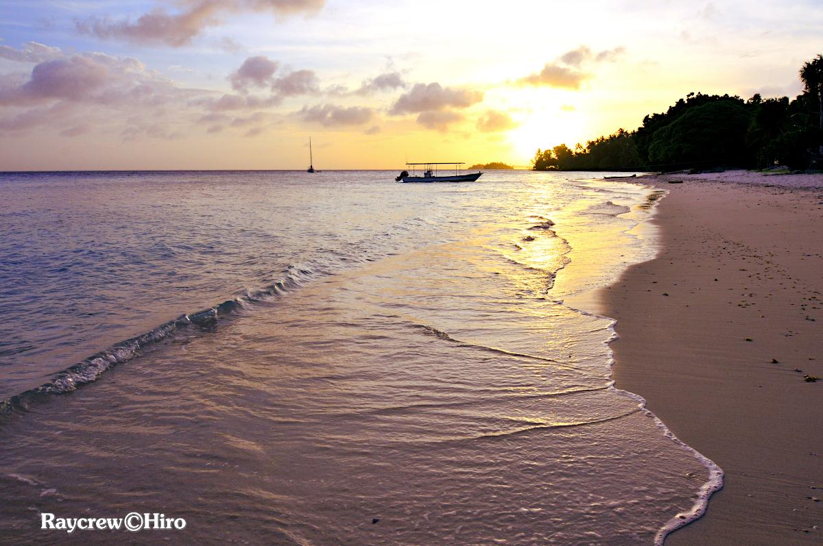 マジュロ環礁・エネコ島【日帰り宿泊も可能なマジュロ内の離島】