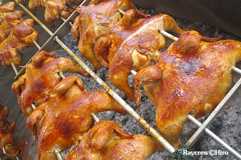 マーシャル流【Huli Huli Chicken/フリフリチキン】