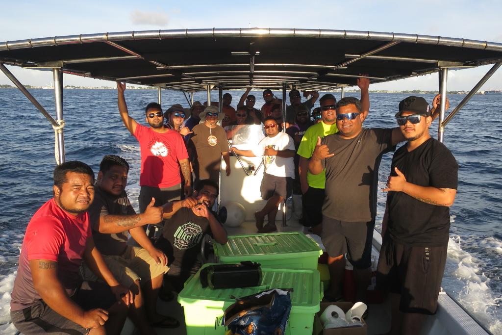 マーシャル諸島の休日の過ごし方