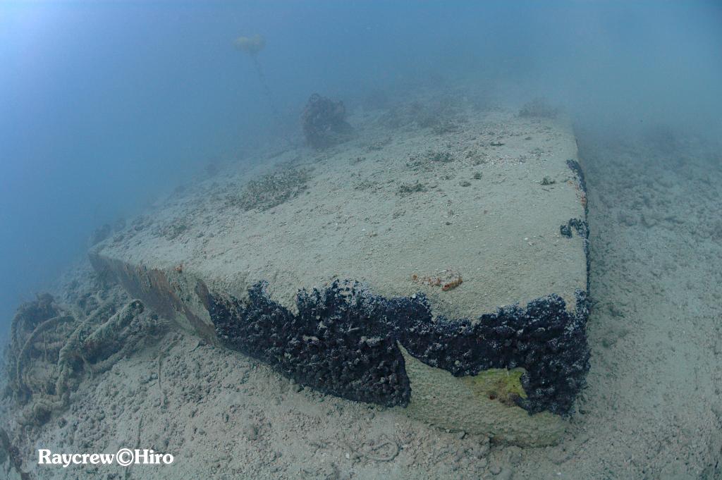 海上ケージ固定強化作戦Ⅱ【マーシャル諸島で魚の養殖】