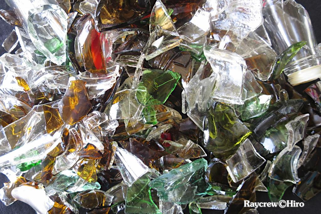 ビーチに散らばるガラス破片回収散策【マジュロ環礁のゴミ問題】